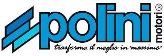 Catalogo Polini ricambi motorini moto scooter minimoto parti speciali