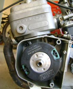 accensione a rotore p6